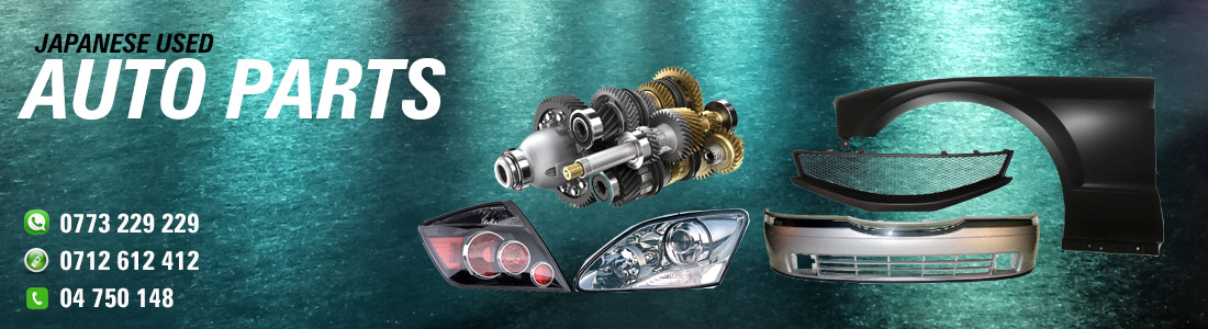 Complete Auto Parts of all vehicles
