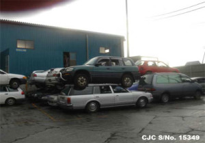Salvage Cars for Import