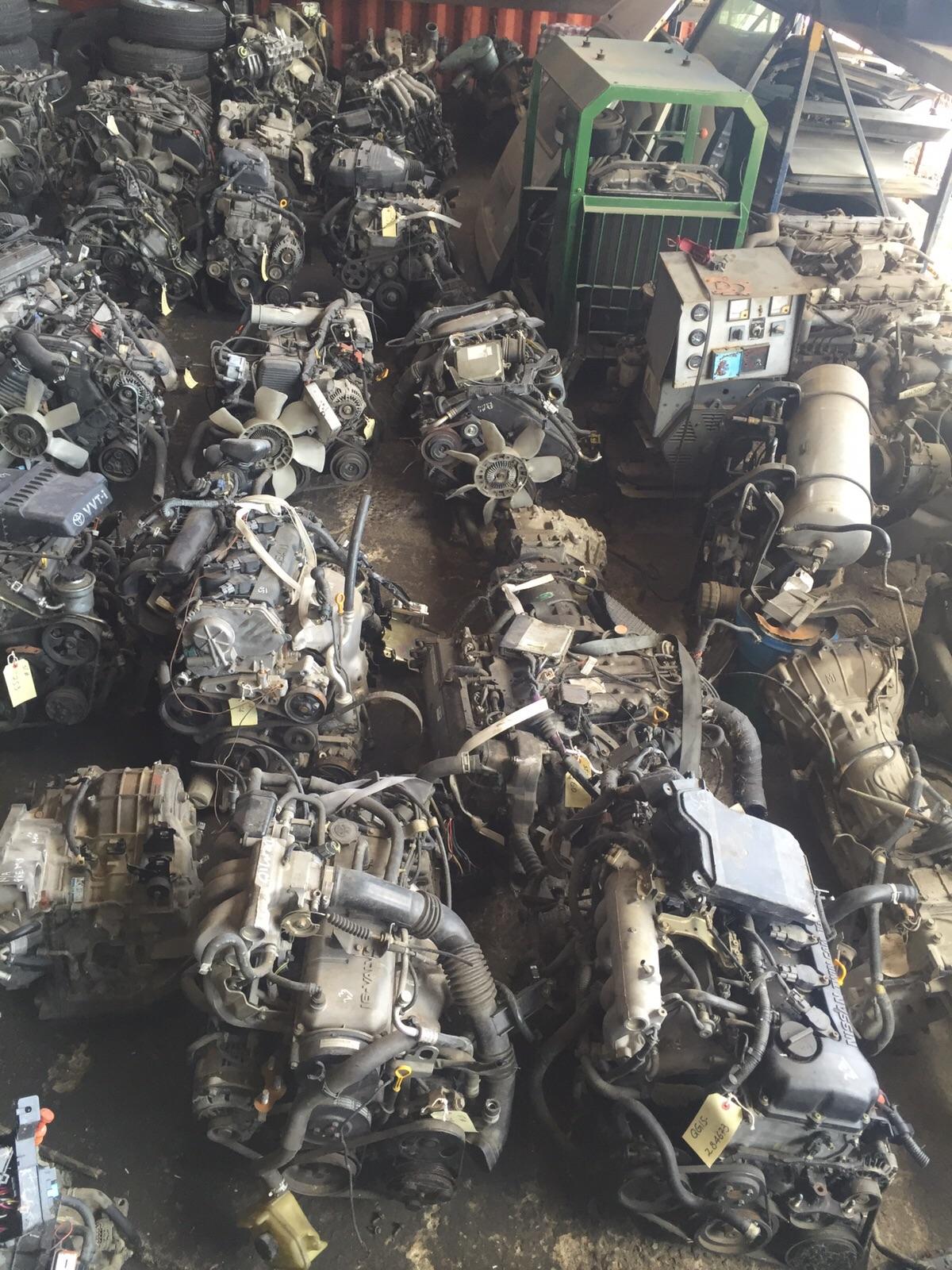 Japanese used auto engines in Harare, Zimbabwe