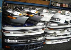 Front body parts of vehicles Harare