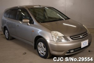 Honda Stream 2002 Car Breaking for parts