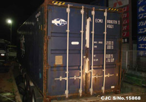 Spare Parts Container