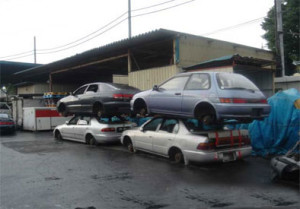 Cars for Import into Zimbabwe