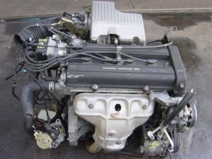 Honda CRV B20B used engine