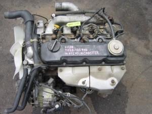 TD23 Japanese used nissan Engine