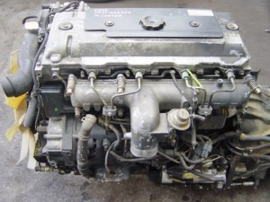 Mitsubishi Canter 4M51 Engine