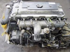 Mitsubishi Canter 4M51 Engine