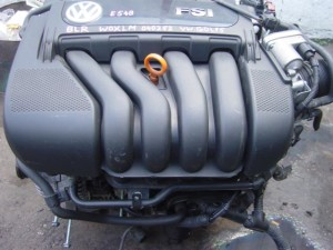 Volkswagen Golf WOXLM used Engine