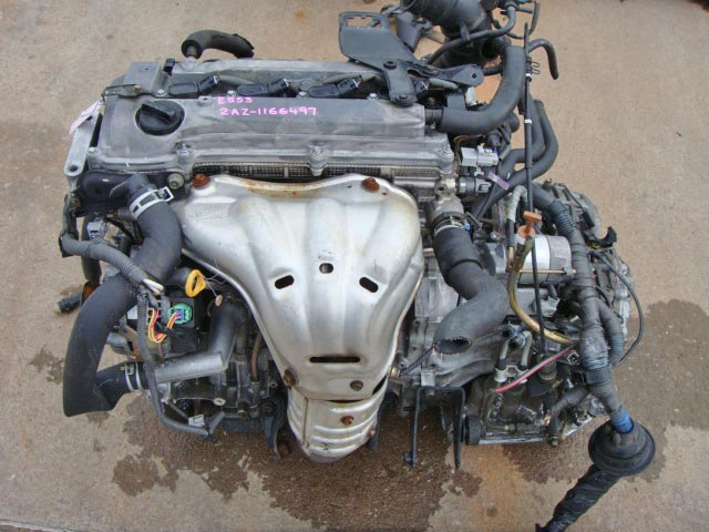 Japanese Used Toyota Engines In Harare