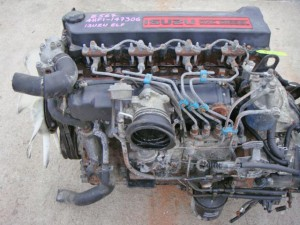 Isuzu Elf 4HF1used engine