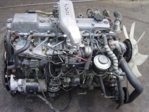 Japanese used 12H Toyota Engine