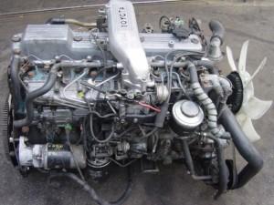 Japanese used 12H Toyota Engine