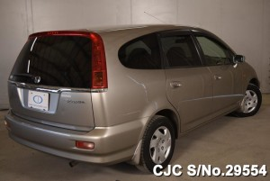 Japanese used parts of Honda Stream 2002