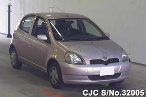 Toyota Vitz Used Parts