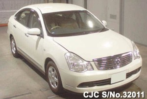 Nissan Bluebird Sylphy For Parts