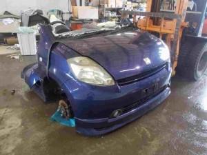 Toyota Passo Auto Parts
