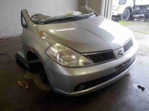 Nissan Tida for Parts