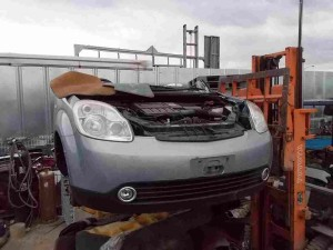 Mazda Verisa Used Parts