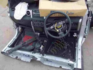 Used Parts for Toyota Ist