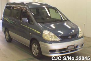 Used Parts for Nissan Serena