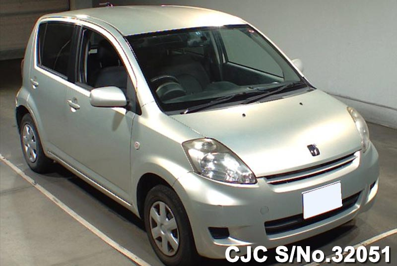 Auto Parts For Toyota Passo With 1kr Engine For Sale