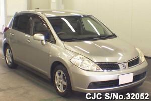 Nissan Tiida Chassis C11