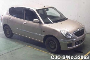 Toyota Duet For Spare Parts