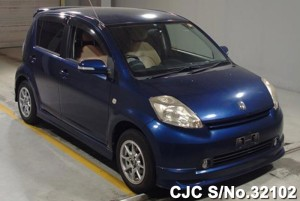 Toyota Passo For Spare Parts