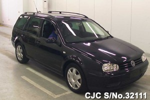 Volkswagen Golf for Spare Parts
