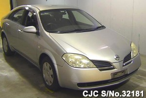Spare Parts for Nissan Primera Chassis Code TP12