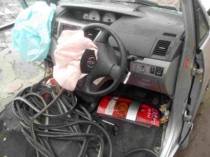Toyota Noah Used Parts and accessories