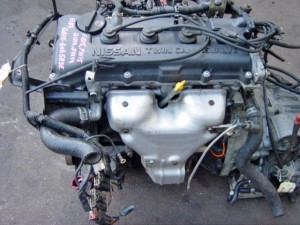 Engine code GA15