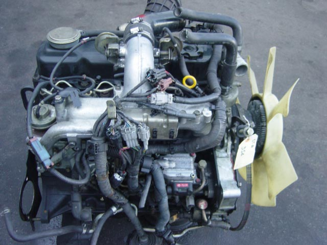 Japanese Used Nissan Engines Available In Harare Stock