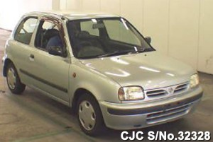 Nissan March used parts