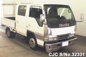 Isuzu Elf Truck for Spares