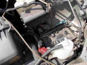 Toyota Duet Engine