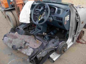 Toyota Duet for Used Parts