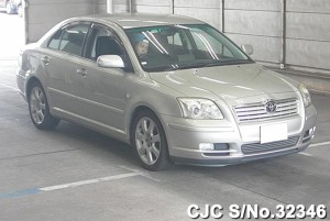 Genuine spare parts of Toyota Avensis