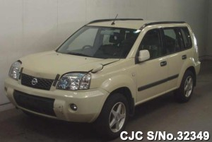 Nissan X-Trail Ready for Parts in Harare