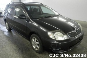 Used Parts for Toyota Corolla Fielder