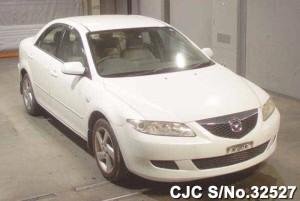 Mazda Atenza Chassis GG3P