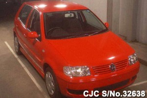 Volkswagen Polo for Spare Parts