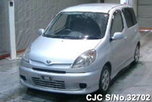 Toyota Funcargo used spare Parts