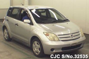 Toyota Ist NCP60