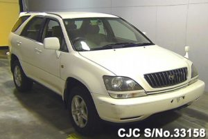 Toyota Harrier Spare Parts